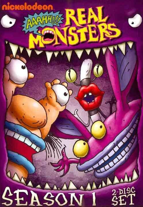 AAAHH REAL MONSTERS:SEASON 1 BY AAAHH!!! REAL MONSTE (DVD)